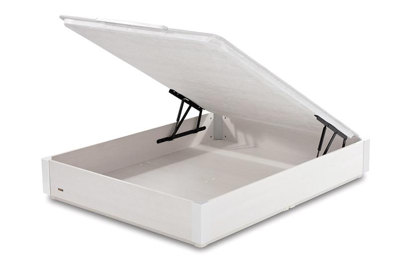 Muebles Vázquez, descanso, canapé en blanco