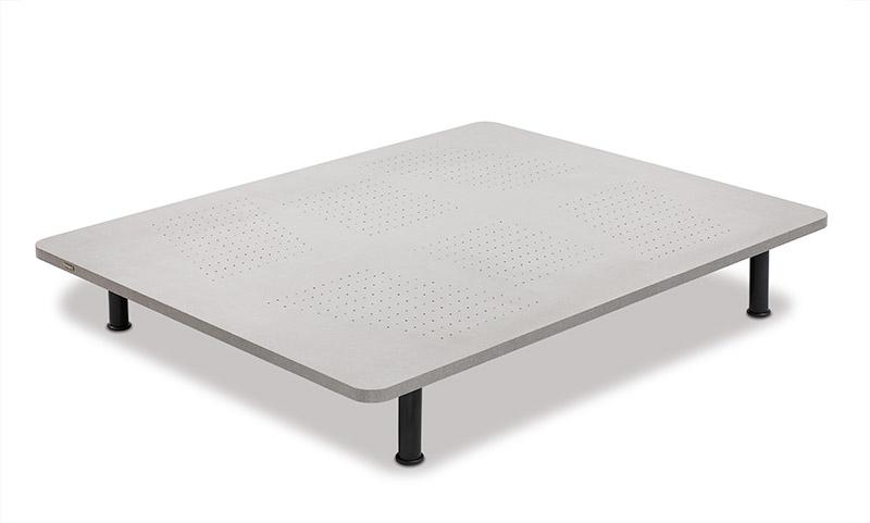 Muebles Vázquez, descanso, base Tapilight gris Flex