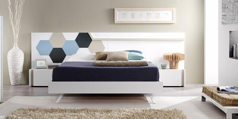 Muebles Vázquez, dormitorio moderno