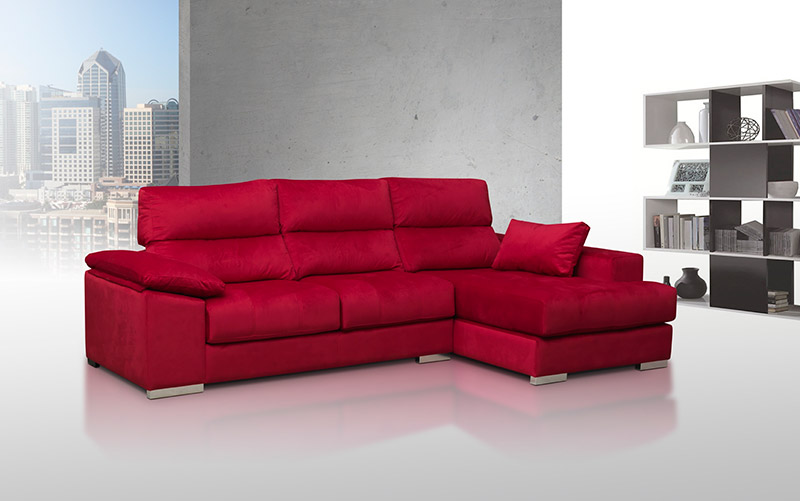 Muebles v zquez sof s cheslongs y sillones - Merkamueble sofas cheslong ...