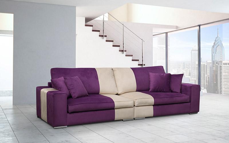 Muebles Vázquez, sofá Camel
