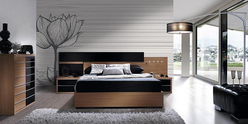 Muebles v zquez dormitorios - Muebles de dormitorio de matrimonio modernos ...