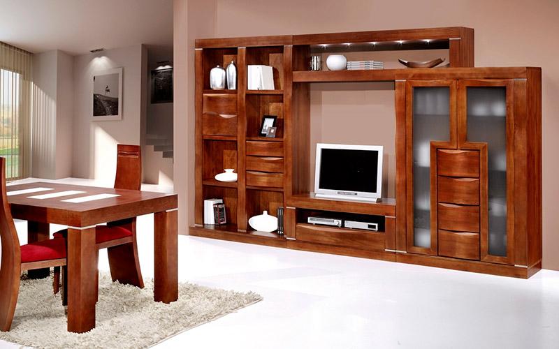 Muebles Vázquez, muebles de madera