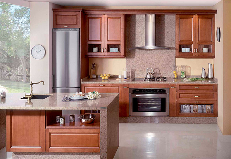 Muebles v zquez cocinas - Maderas para muebles de cocina ...